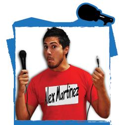 Álex Martínez - Valencia Comedy